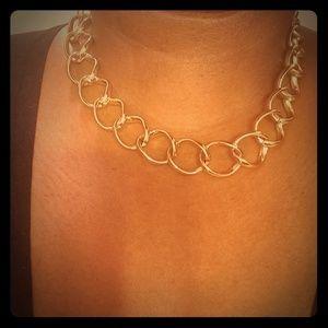🔗Gold big loops chain